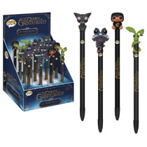 Image: Pop Fantastic Beasts 2 Pen Topper 16-Piece Assortment  - Funko