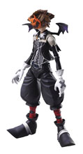Image: Kingdom Hearts II Bring Arts Action Figure: Sora  (Halloween Town version) - Square Enix Inc