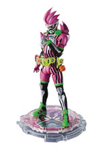 Image: Kamen Rider S.H. Figuarts Action Figure: Ex-Aid Mighty Action Gamer Lvl2  - Tamashii Nations