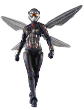 Image: Ant-Man and the Wasp S.H. Figuarts Action Figure: Wasp  (w/Tamashii Stage) - Tamashii Nations