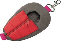 Image: Nendoroid Pouch Sleeping Bag Grey & Red version)  - Good Smile Company