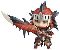 Image: Monster Hunter World Nendoroid Action Figure: Female Rathalos Armor  (Deluxe) - Good Smile Company