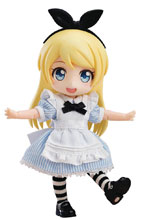 Image: Original Character Nendoroid Doll Action Figure: Alice  - Good Smile Company