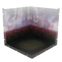Image: Dioramansion 150 Figure Diorama: Red Spider Lily Field  - Plm