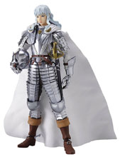 Image: Berserk Movie Figma Action Figure: Griffith  - Max Factory