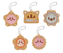 Image: Kirby Super Star Patisserie Cookie Time Charm 6-Piece Display  - Megahouse Corporation