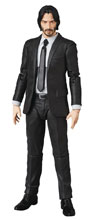 Image: John Wick Chapter 2 Mafex Action Figure  - Medicom Toy Corporation