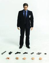 Image: X-Files Figure: Agent Fox Mulder  (1/6 scale) - Three A Trading Company Ltd