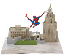 Image: Pop Up Card: Spider-Man  - Insight Editions