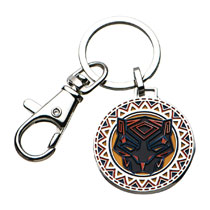 Image: Black Panther Keychain  - Sales One LLC