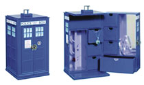 Image: Doctor Who Jewelry Box: Tardis  - Seven 20