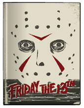 Image: Friday the 13th Hardcover Journal  - Bioworld Merchandising