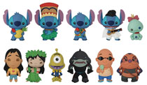 Image: Lilo and Stitch Series 2 3D Figural Keyring 24-Piece Blind Mystery Box Display  - Monogram Products