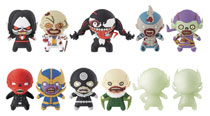 Image: Marvel Zombies 3D Figural Keyring 24-Piece Blind Mystery Box Display  - Monogram Products