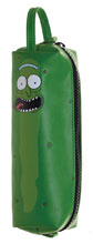 Image: Rick & Morty: Pickle Rick Pencil Case with Handle  - Bioworld Merchandising
