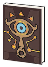Image: Legend of Zelda: Breath of the Wild PVC Journal - Sheikah Slate  - Pyramid America, Lp