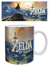 Image: Legend of Zelda: Breath of the Wild Mug: Sunset  (11 ounce) - Pyramid America, Lp