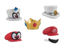 Image: Super Mario Odyssey Caps 24-Piece Blind Mystery Box Display  - Ucc Distributing