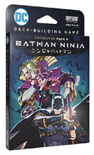 Image: DC DBG: Batman Ninja Expansion  - Cryptozoic