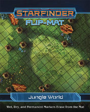 Image: Starfinder Flip-Mat: Jungle World  - Paizo Inc