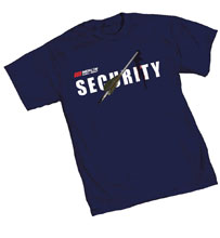 Image: Arrow T-Shirt: Merlin Security  (XL) - Graphitti Designs