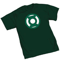 Image: Green Lantern T-Shirt: Symbol [2019]  (XL) - Graphitti Designs