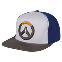 Image: Overwatch Hat: Watchpoint Tech  (Snap Back) - Jinx Inc