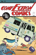 Image: Ice Cream Man #17 (cover A - Morazzo & O'Halloran) - Image Comics