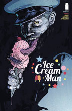 Image: Ice Cream Man #17 (cover B - Walsh) - Image Comics