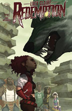 Image: Lucy Claire: Redemption #2 (cover A - Upchurch) - Image Comics