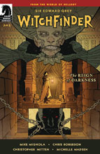 Image: Witchfinder: Reign of Darkness #3 - Dark Horse Comics