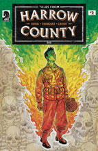 Image: Tales from Harrow County: Death's Choir #2 (cover A - Franquiz) - Dark Horse Comics