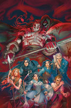 Image: Critical Role Vox Machina Origins Series II #6 - Dark Horse Comics