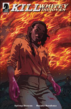 Image: Kill Whitey Donovan #2 (cover B - Barahona) - Dark Horse Comics
