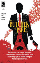 Image: Butcher of Paris #2 - Dark Horse Comics