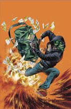 Image: Mask: I Pledge Allegiance to the Mask #4 (cover B - Fegredo) - Dark Horse Comics