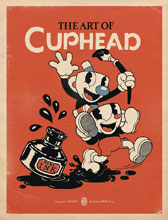 Image: Art of Cuphead HC  - Dark Horse Comics