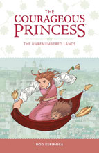 Image: Courageous Princess Vol. 02: Unremembered Lands SC  - Dark Horse Comics