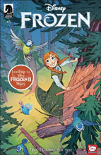 Image: Disney Frozen: True Treasure #3 (cover A - Petrovich) - Dark Horse Comics