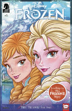 Image: Disney Frozen: True Treasure #3 (cover B - Renieri) - Dark Horse Comics