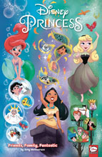 Image: Disney Princess Friends: Family Fantastic SC  - Dark Horse Comics
