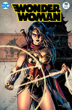 Image: Wonder Woman #750 (variant 2001s cover - Jim Lee, Scott William) - DC Comics