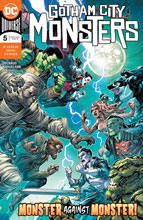 Image: Gotham City Monsters #5 - DC Comics