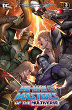 Image: He Man and the Masters of the Multiverse #3 - DC Comics