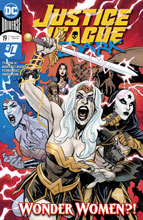 Image: Justice League Dark #19 - DC Comics