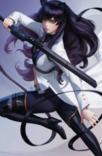 Image: RWBY #4 (variant card stock cover - Stanley Lau) - DC Comics
