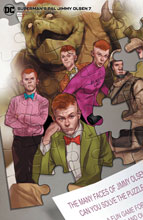 Image: Superman's Pal Jimmy Olsen #7 (variant cover - Ben Oliver) - DC Comics