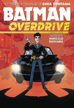 Image: Batman Overdrive SC  - DC Comics
