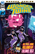 Image: Wonder Twins #11 - DC Comics
