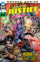 Image: Young Justice #12 - DC Comics